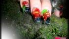 faux ongles en gel 3d